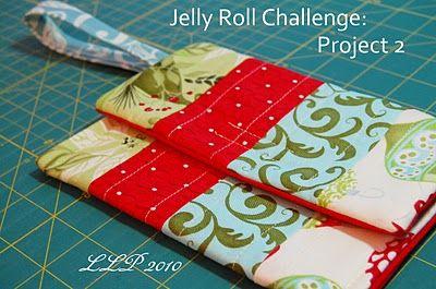Jelly roll clutch