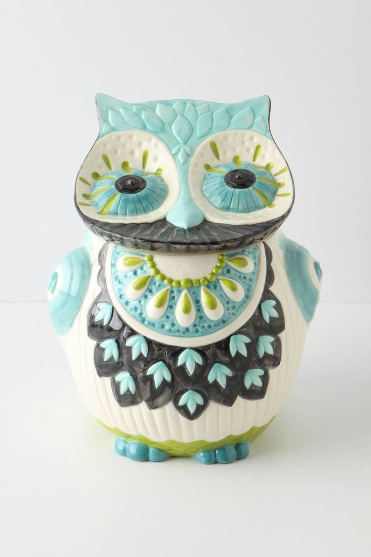 25 Best Ideas About Owl Cookie Jars On Pinterest Owl Kitchen Decor Cookie