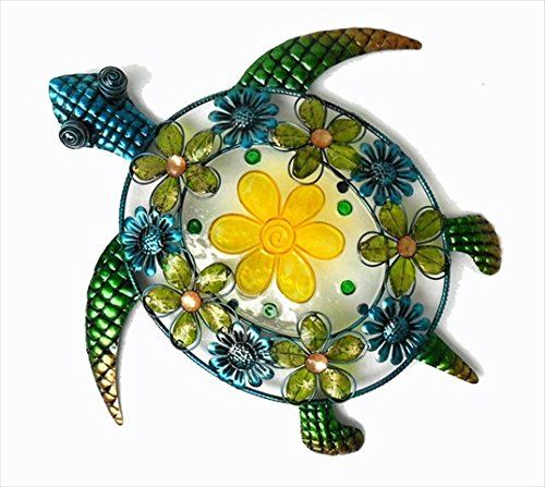 Continental Art Center CAC10120 Acrylic Beaded Flower Sea Turtle Wall Decor, 19.3 by 18.5 by 2-Inch Continental Art http://www.amazon.com/dp/B00EA8G8XQ/ref=cm_sw_r_pi_dp_3N-dxb16GTJ8S