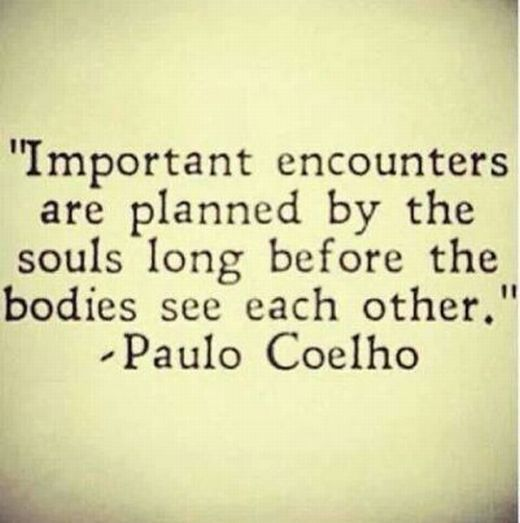 Quotes About True Love And Fate: 17 Inspirational Love Quotes On Soulmate Signs