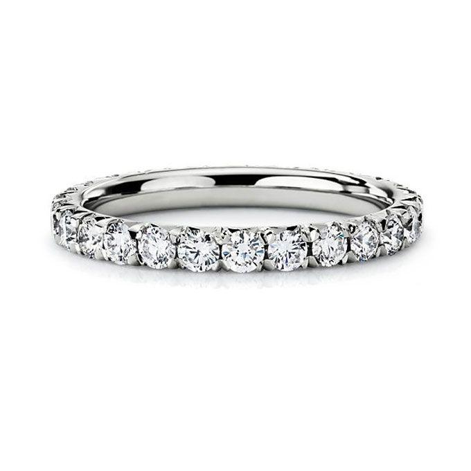 Platinum Wedding Rings For Women