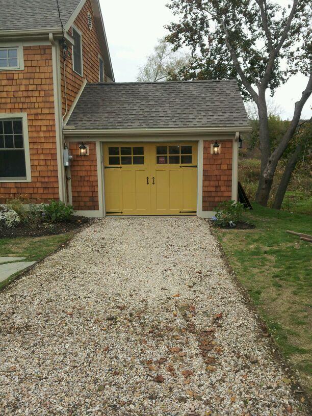 Love The Matching Front Door Dutchess Overhead Doors, Inc. Recent  Installation In Dutchess County