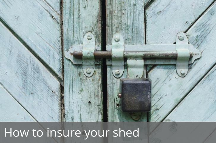 Shed insurance might not be top of your list of worries - the lawnmower is probably covered by your household insurance, right? And who's going to steal it anyway? But your shed contents may be more valuable than you realise, might not be covered, and are