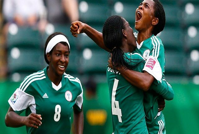 BREAKING NEWS: Nigeria's Falconets Demolish South Africa 6-0 To Qualify For World Cup