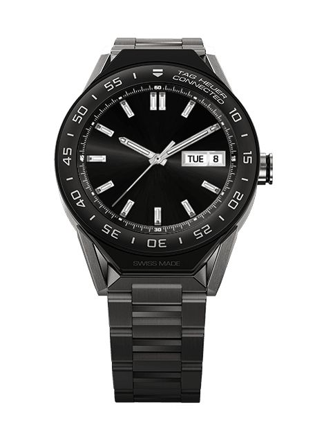 TAG Heuer Connected Modular 45 - Smartwatch SBF8A8014.11FT6081, TAG Heuer Connected Modular 45, TAG Heuer Connected Modular 45, TAG Heuer Connected Modular 45, TAG Heuer Connected Modular 45, TAG Heuer Connected Modular 45