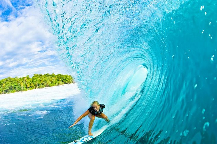 bethany hamilton has become a source of inspiration to millions ...