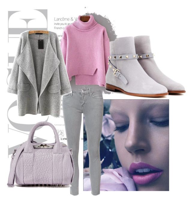 All about pastel by wearitblack on Polyvore featuring Mother, Valentino and Alexander Wang