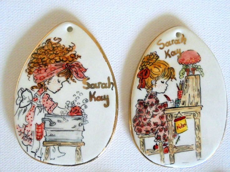 Sarah Kay!! handmade ceramic eggs