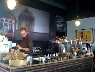 My Favourite cafe in Balwyn - Snow Pony.