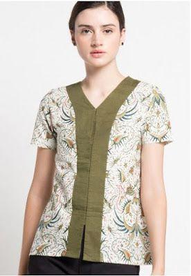 Katalog Baju Batik