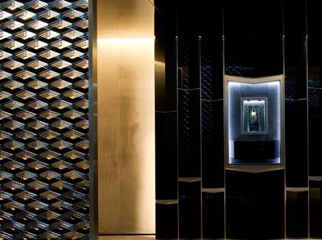 Vertu Flagship Store Interiors Tokyo by Klein Dytham