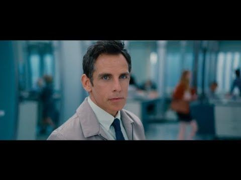 Official Trailer - The Secret Life of Walter Mitty (2013)