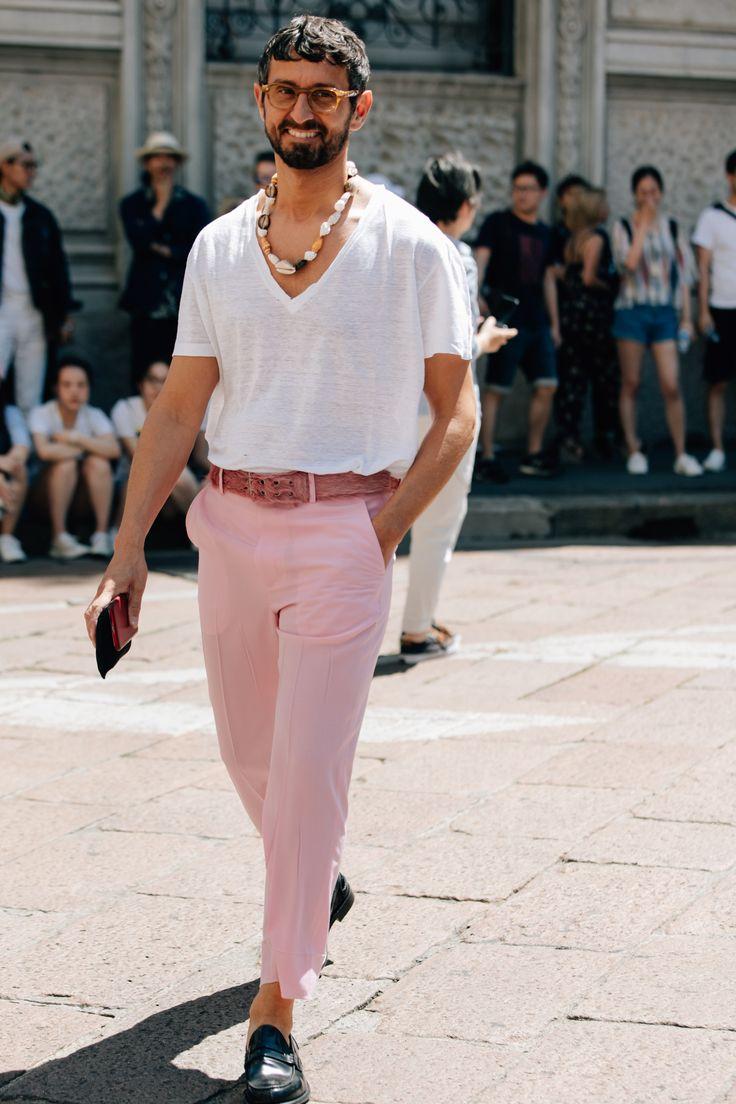 50 Best Real Men Wear Pink Images On Pinterest Moda Masculina Men Wear And Menswear