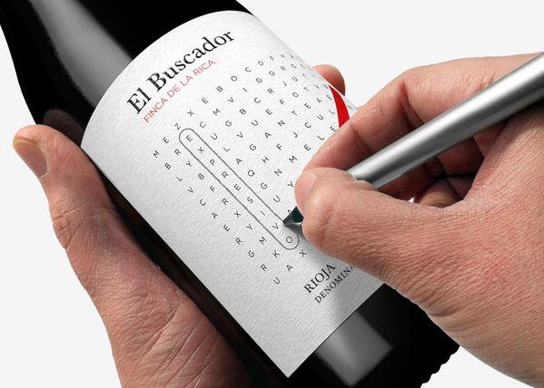 40 etiquetas de vino - muy creativas                                                                                                                                                                                 Más