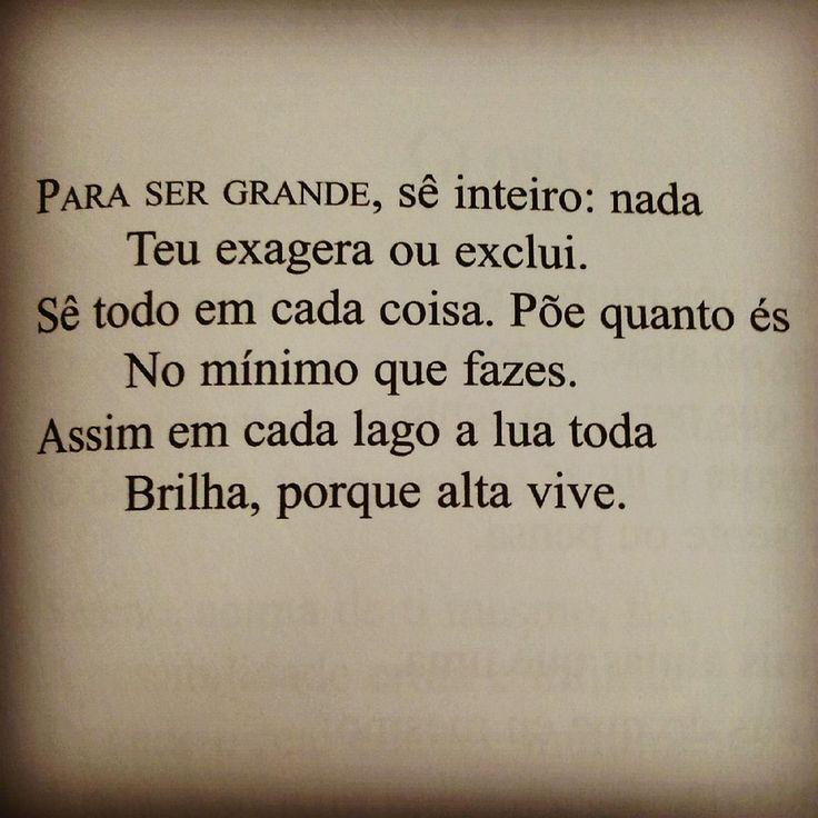 poesia de Fernando Pessoa