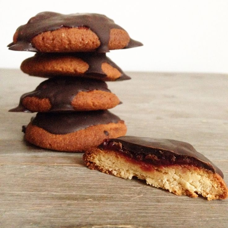 Jam koekjes (Pim's)  -Paleo