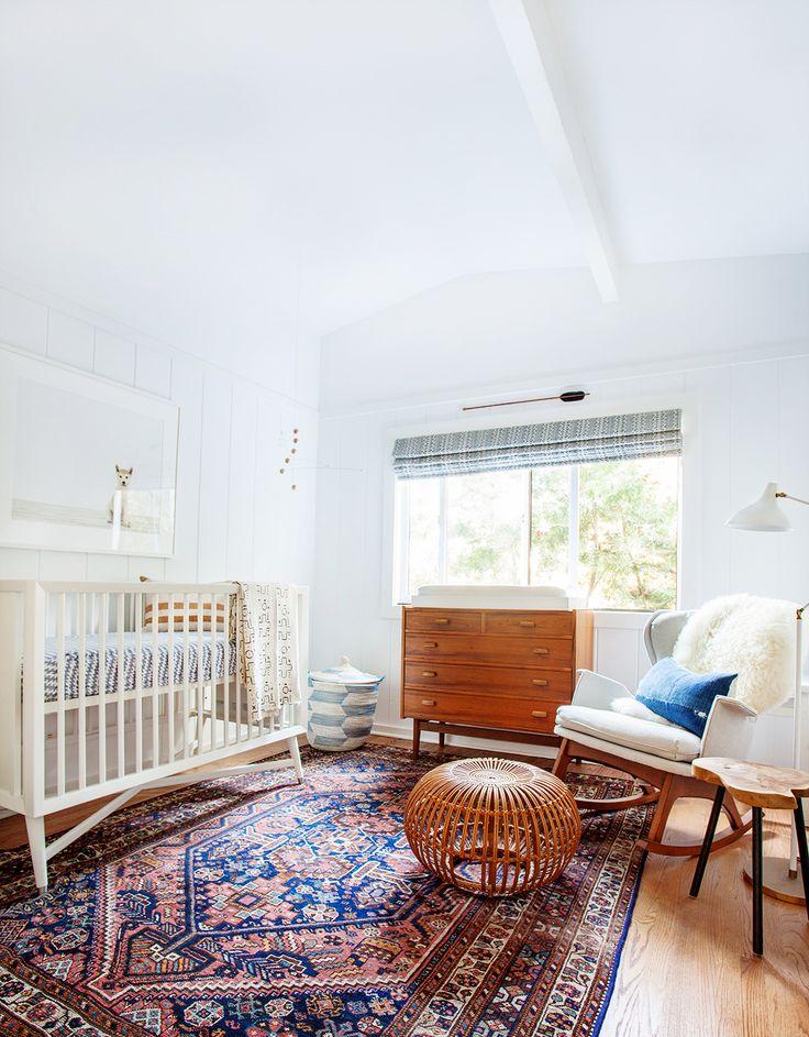 ... over Babykamer op Pinterest Kwekerij ideeen, Vintage wieg en Jade