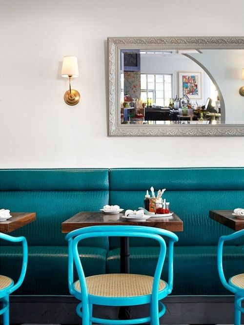 Elizabeth Street Café (Austin): Two chefs develop a recipe for design at a bright and beautiful French-Vietnamese eatery