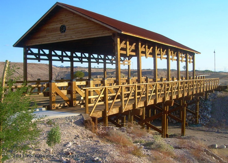 Timber covered bridge laughlin ranch development for Laughlin cabins