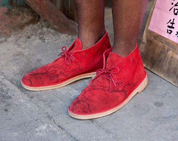 Supreme x Clarks Originals Desert Boot - Spring 2013