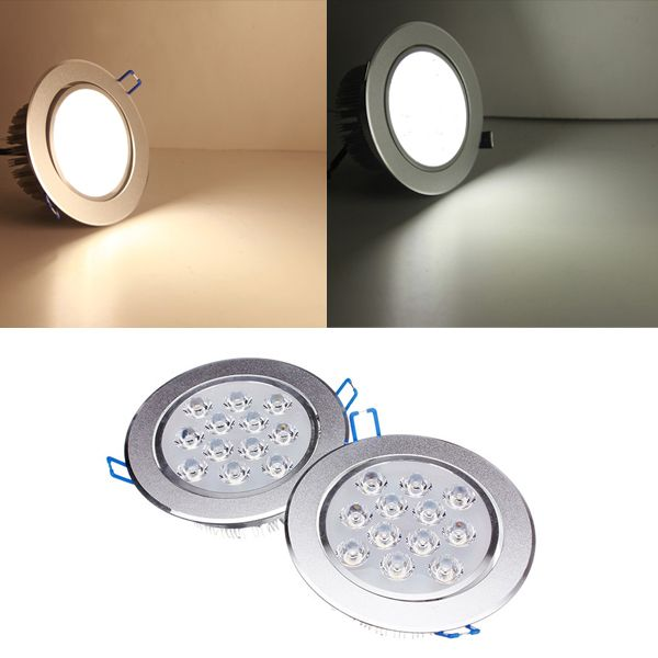 Wholesale Price Free Shipping Led Ceiling Lights 12w Dimmable