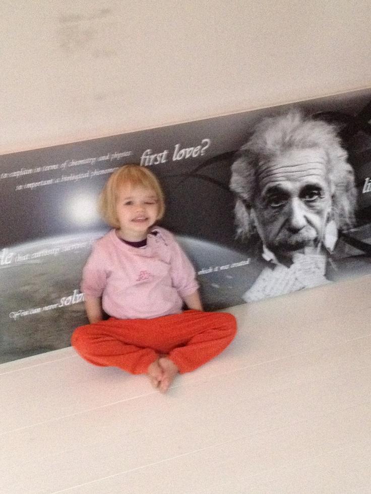 Signe and Einstein
