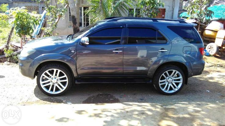 View Toyota Fortuner G 2006 For Sale In Santiago City On