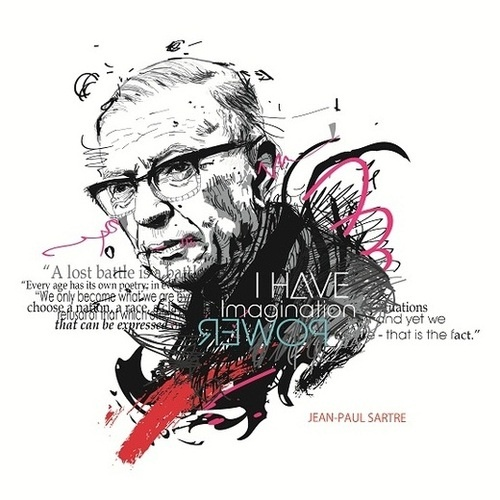 sartre and freedom Sartre became famous as the key figure in the philosophical movement known as   sartre gave a term to the phenomenon of living without taking freedom.