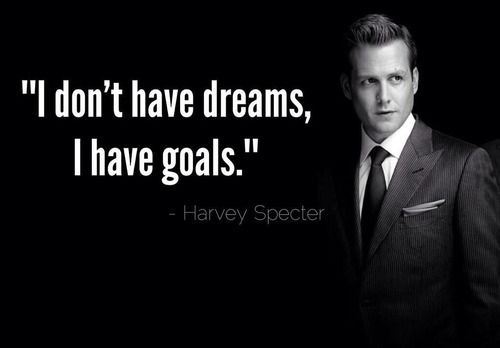 1) Don't Have Dreams Have Goals. Dreams create a yearning, while goals provide focus and direction Make sure your goals are,