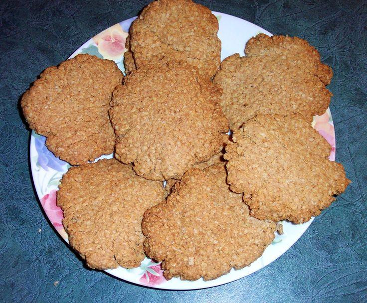 Giant Oatmeal Cookies