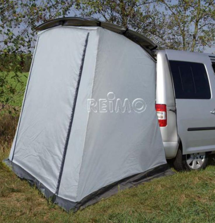 Reimo Trapez Tailgate Tent For Mini Campers | Tailgate Tents