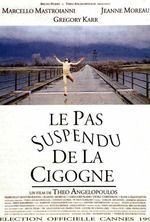 The Suspended Step of a Stork by Theo Angelopoulos