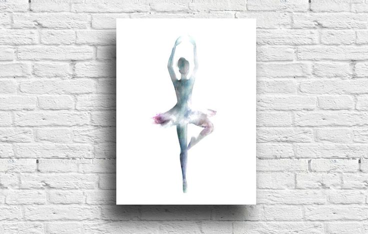 Home decor painting jpg printable digital  instant download abstract decoration Computer Graphics watercolor ballerina  print by CcarolGallery on Etsy https://www.etsy.com/au/listing/534173570/home-decor-painting-jpg-printable