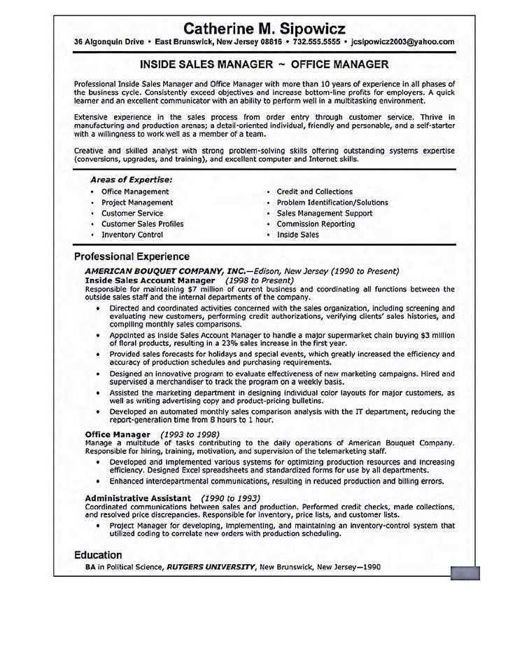 account manager resume shows your professionalism in the same field the resume has your professional