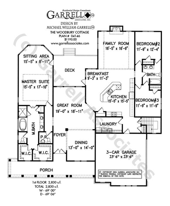 1000 ideas about cottage house plans on pinterest house for Tidewater house plans