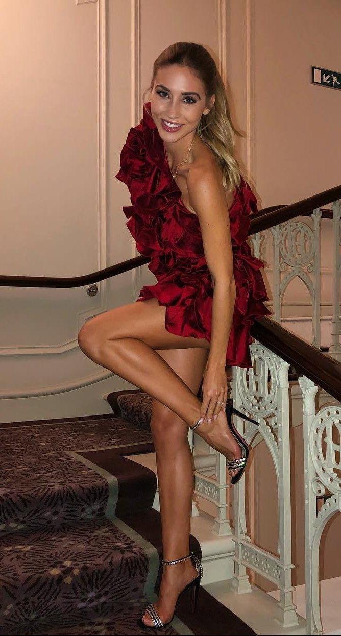 Ann Kathrin Brommel Modestil Mode Looks Ann Kathrin Brommel