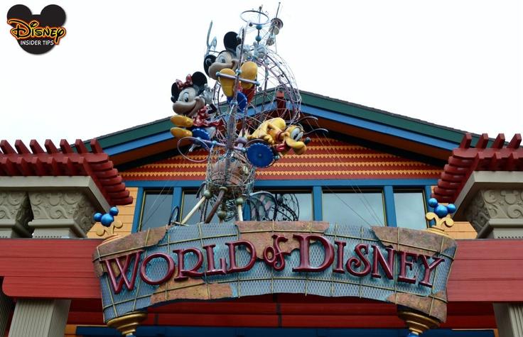World of Disney Store~ Downtown Disney