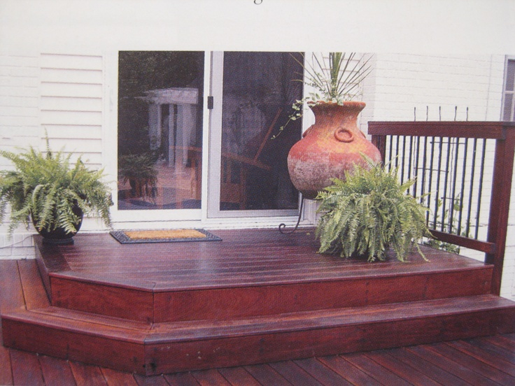 1000 images about deck ideas on pinterest wood decks for Simple platform deck plans
