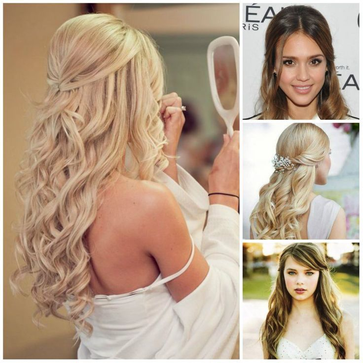 Interior: Merry Classy Down Hairstyles Confortable Prom For Long Hair With Best – half up prom hair
