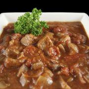 Stew met zoete aardappel (600 kcal)