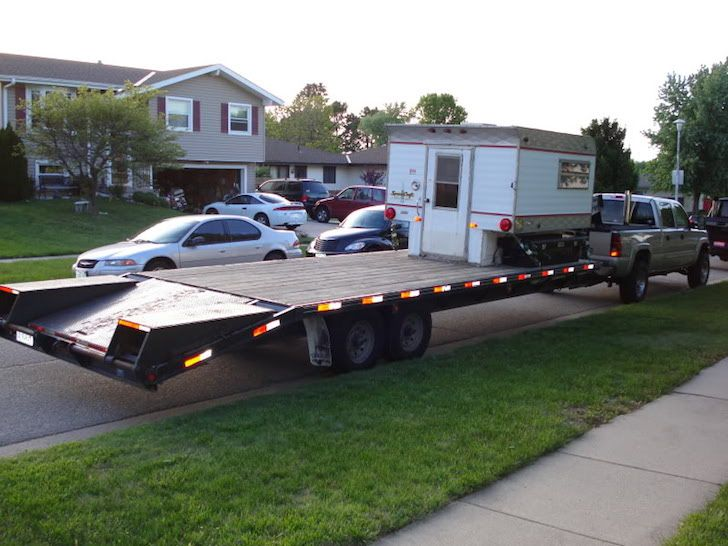 Car Hauling Trailers Lite