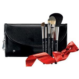 Make Up Brushes & Brush Sets : Lancôme's Essential Brush Set, Accessories MAKE UP