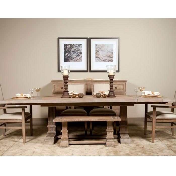 Captivating Hudson Farmhouse Dining Table