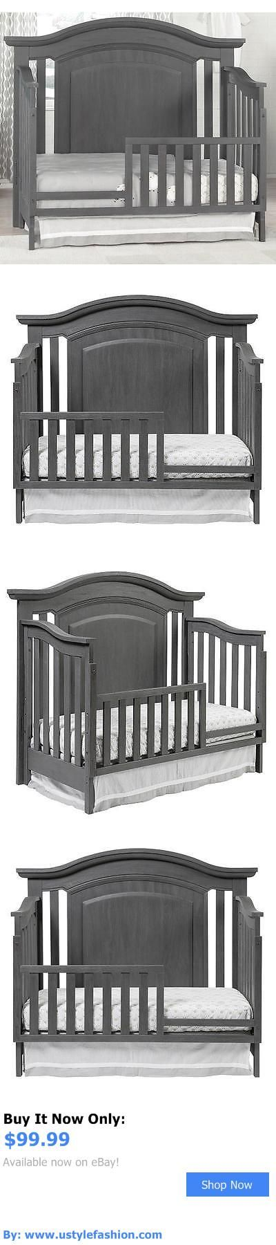 Nursery Furniture Sets: Oxford Baby London Lane Toddler Guard Rail - Arctic Gray BUY IT NOW ONLY: $99.99 #ustylefashionNurseryFurnitureSets OR #ustylefashion