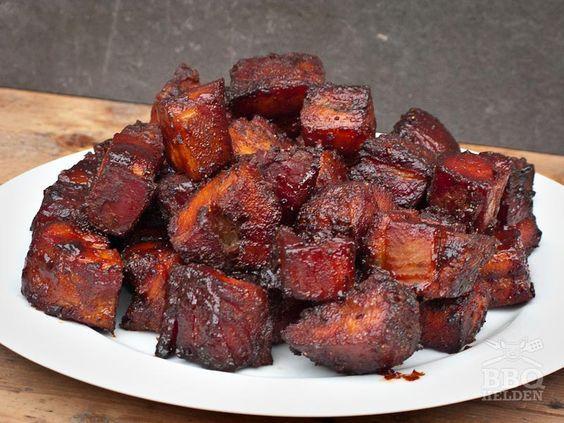 Cheapo burnt ends zijn de goedkope variant van de echte burnt ends van rundvlees. Veel makkelijker om te maken en misschien wel net zo lekker.