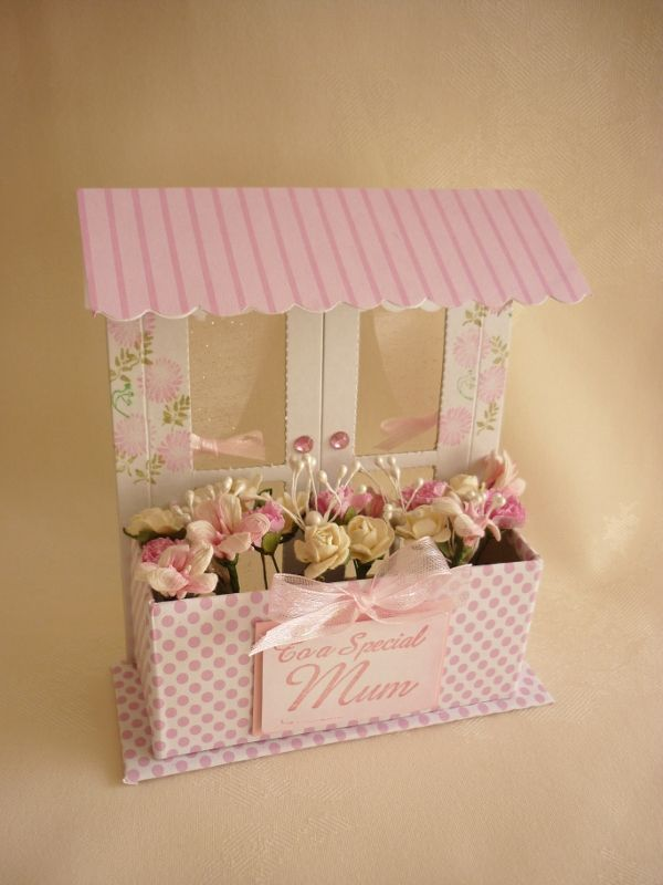 Mother's Day Window Box