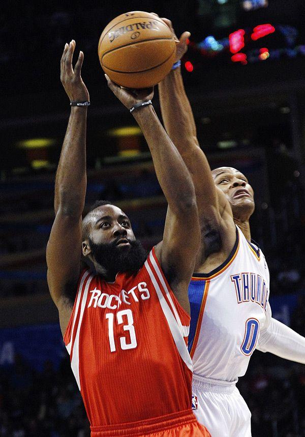 Oklahoma City Thunder Vs. Houston Rockets Live Stream: Watch The NBA GameOnline