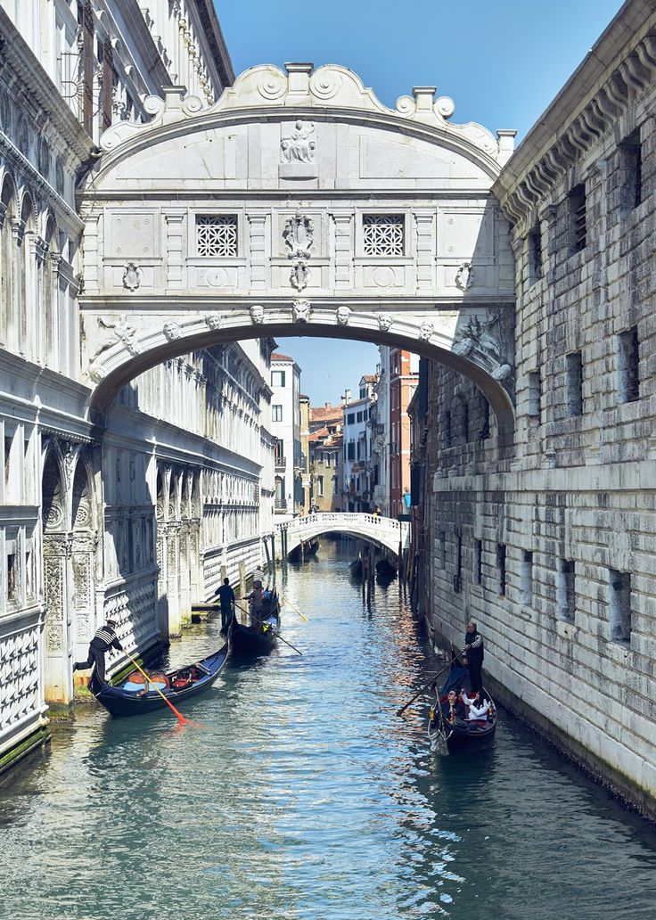 Venise, une ville unique en son genre immortalisée dans des photographies à couper le souffle