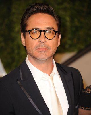 Robert Downey Jr et @O... Robert Downey