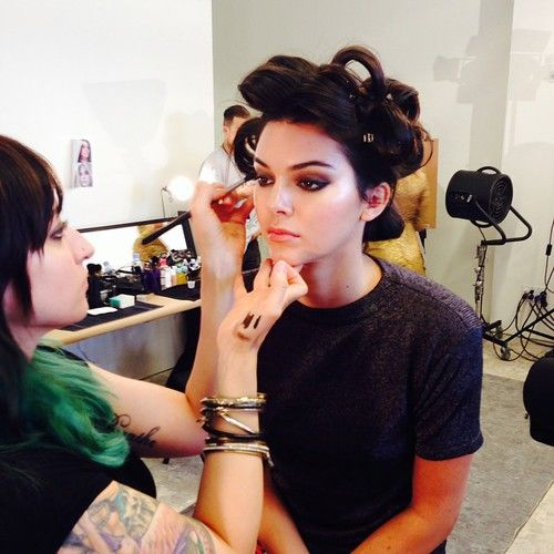 Iconosquare – Instagram webviewer #nyfw -  kendall jenner  #glam